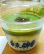 東京杏仁抹茶ソース