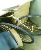 この自転車誰の?