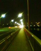 荒川に掛かる橋