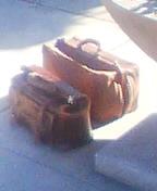 鞄×ミッキーミニー