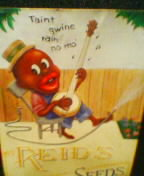 昨夜のジャズライブのお店のポスター