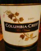 COLUMBIA CREST
